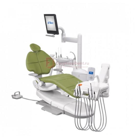 A-DEC 500 NEW - стоматологическая установка с нижней подачей (нового поколения)  | A-DEC (США)