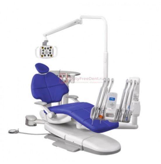 A-DEC 500 NEW - стоматологическая установка с верхней подачей (нового поколения)  | A-DEC (США)