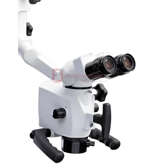 ALLTION AM-3000 - дентальный хирургический микроскоп с 5-ти ступенчатым увеличением  | Alltion (Китай)
