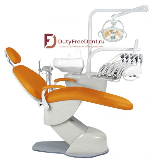 Darta SDS 3000 EDI - установка стоматологическая с верхней подачей инструментов Дарта СДС