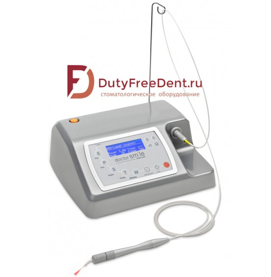 Doctor Smile D5 стоматологический диодный лазер (Италия)