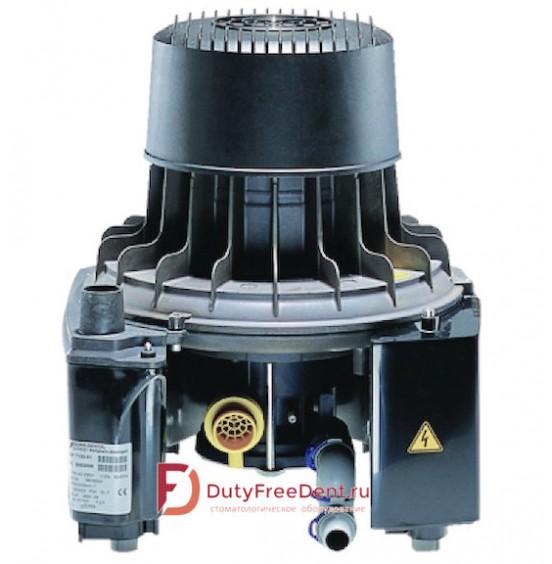 VS 300 S система влажной аспирации с сепаратором вакуумная помпа влажная 7122-01/002  Durr Dental