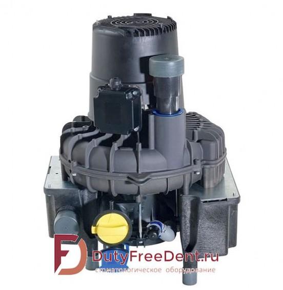 VS 1200S система влажной аспирации с сепаратором вакуумная помпа влажная vs1200 400V 7138-02/002 Durr Dental