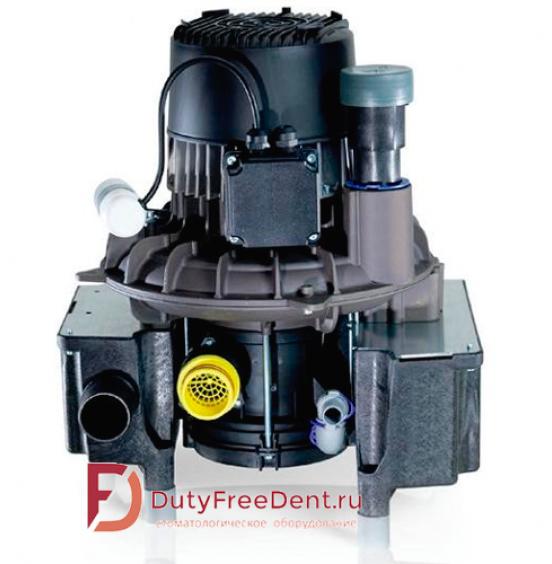 VS 600 система влажной аспирации с сепаратором вакуумная помпа влажная vs600 230V 7128-01/002 Durr Dental
