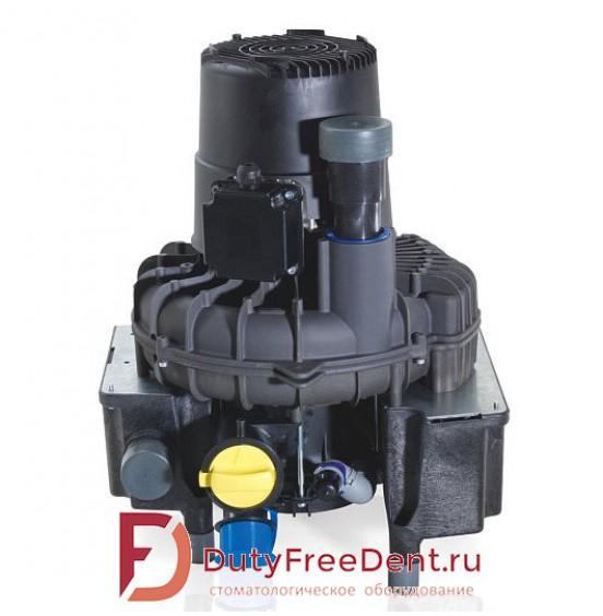 VS 900S система влажной аспирации с сепаратором вакуумная помпа влажная vs900 400V 7134-02/002 Durr Dental