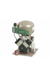 DK50 2VS компрессор для двух стоматологических установок  EKOM бу