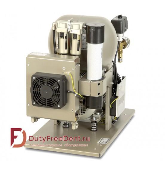 DK50-10 Z компрессор для одной стоматологической установки  EKOM Эком