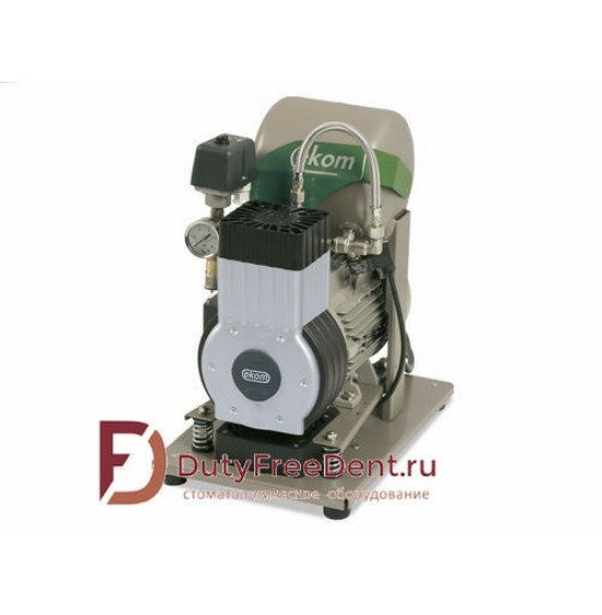 DK50 Z компрессор для одной стоматологической установки EKOM Эком