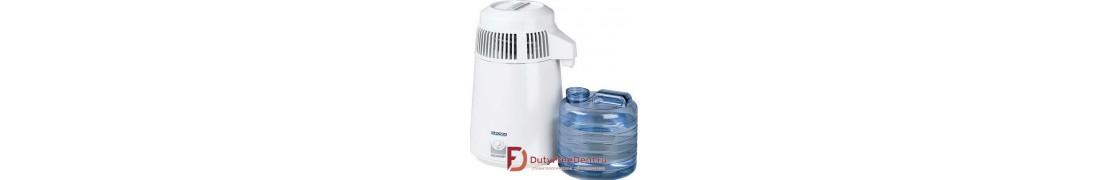 Дистилляторы, устройства водоподготовки