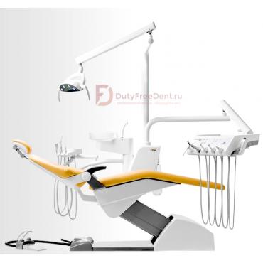 Fona 1000 S LED стоматологическая установка, нижняя подача, базовая комплектация FONA Dental