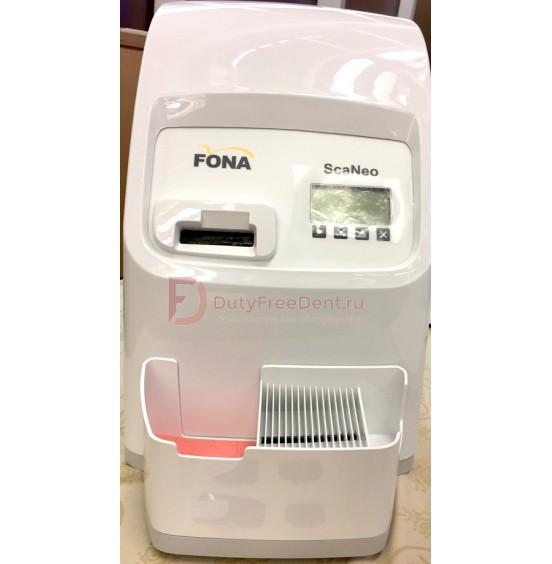 ScaNeo - сканер фосфорных пластин (дентальных) FONA Dental