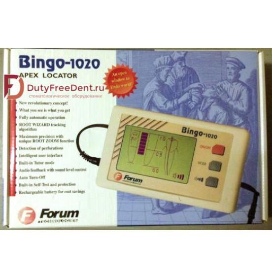 Bingo 1020 - портативный апекслокатор  | Forum Technologies
