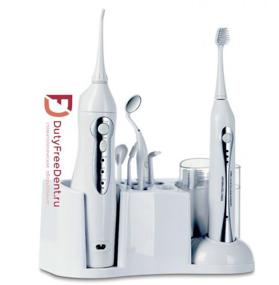 RST5010 домашний стоматологический центр: ирригатор и ультразвуковая зубная щетка Risun Technologies