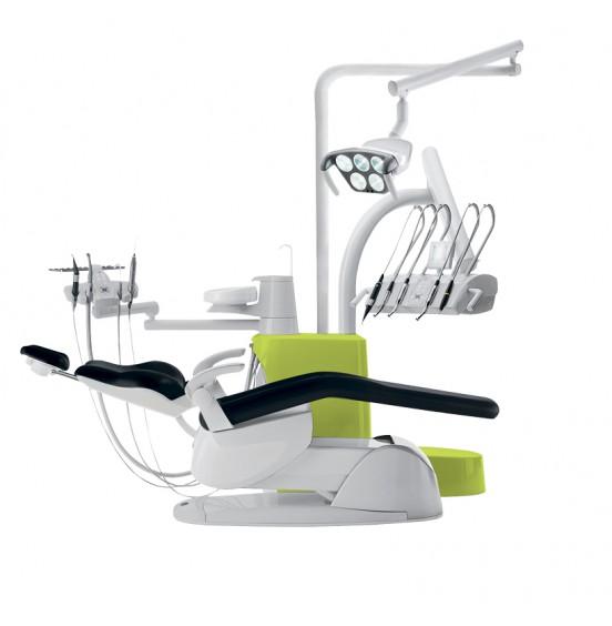 Primus 1058 Life - стоматологическая установка с верхней подачей инструмента