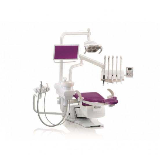 Estetica E30 S/TM (светильник 540 LED) - стоматологическая установка с верхней/нижней подачей инструментов