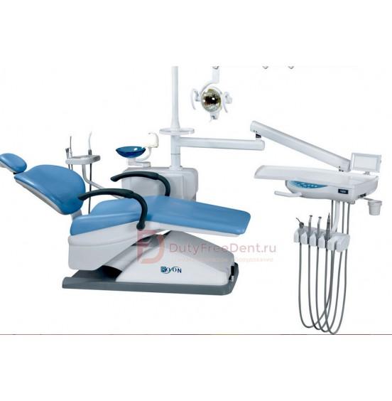 KLT-6210 N1 стоматологическая установка с нижней подачей инструментов Roson Китай