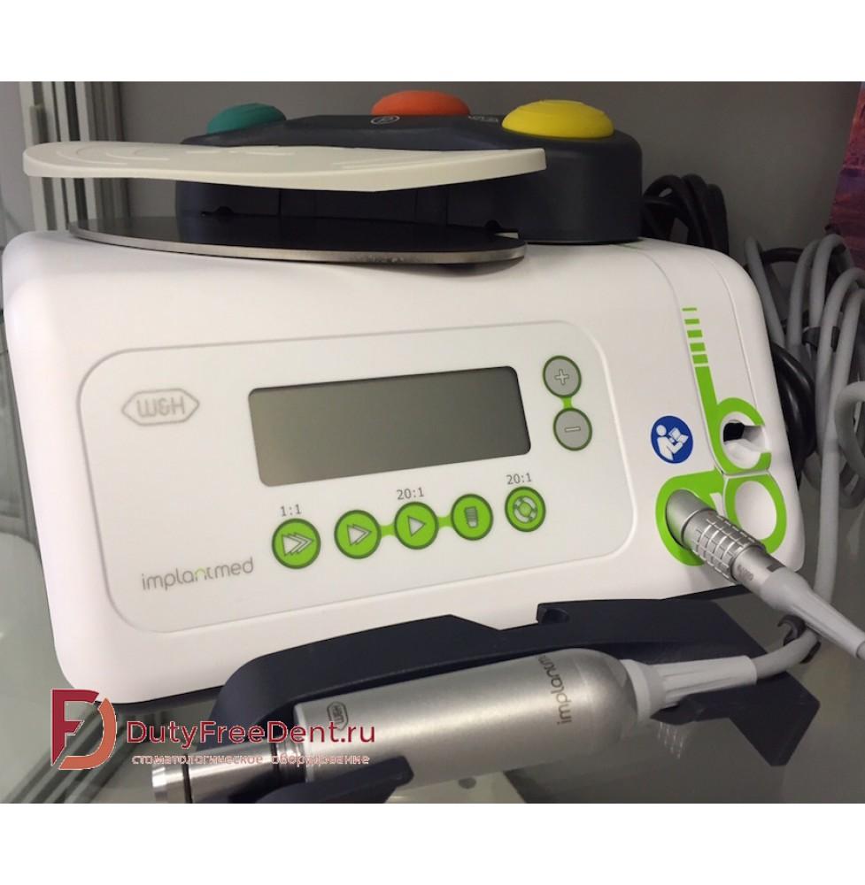 ImplantMed SI-923 физиодиспенсер  Имплантмед  W&H