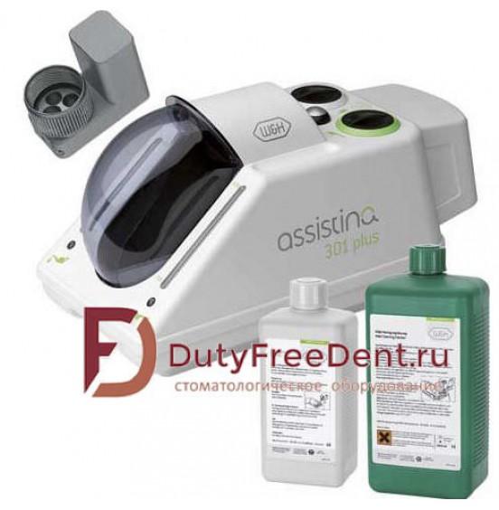 ASSISTINA 301 plus  аппарат для чистки и смазки наконечников  W&H
