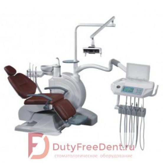 AY-A 4800 II - стоматологическая установка со складывающимся креслом