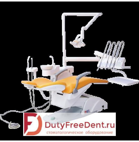 VICTOR V100E (AM8015) - стоматологическая установка с нижней/верхней подачей инструментов