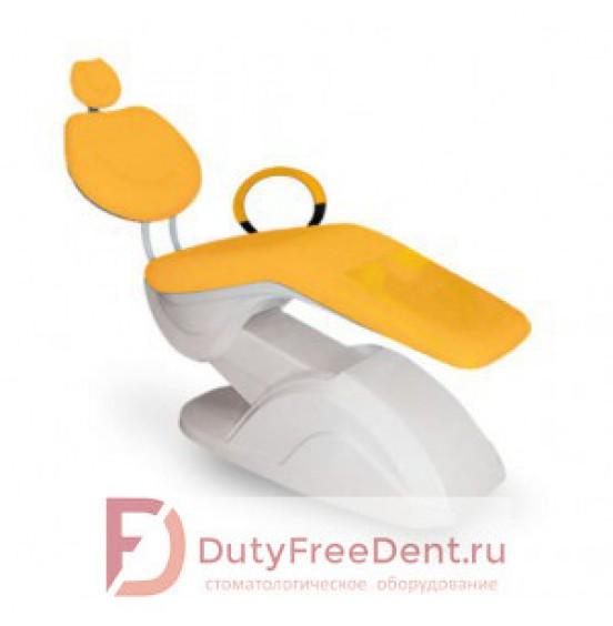Chiromega 652.3 - кресло стоматологческое с двумя двигателями, бесшовная обивка, 5 программ