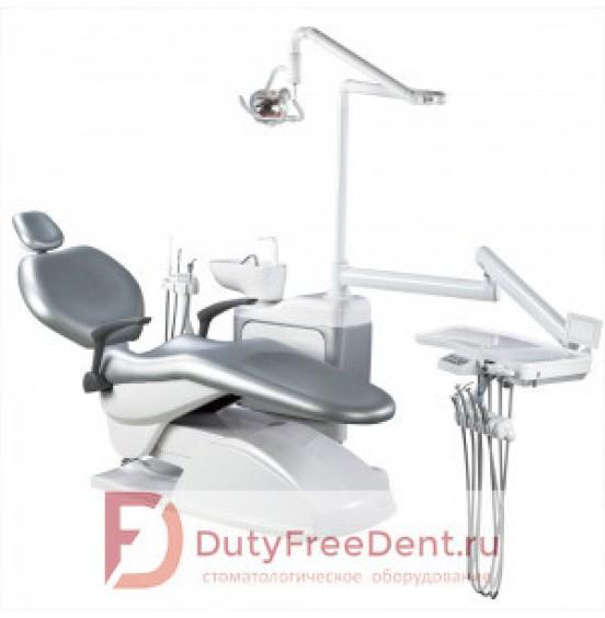 AJ 11 - стоматологическая установка с нижней/верхней подачей инструментов  | Ajax (Китай)