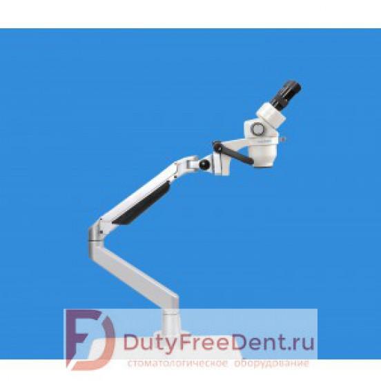 ASM-0745 - настольный зуботехнический микроскоп с плавным изменением увеличения и светодиодной подсветкой