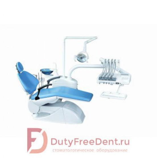 Azimut 200A - стоматологическая установка с верхней подачей инструментов
