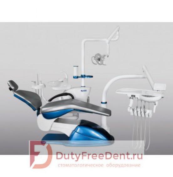 Azimut 300A Elegance - стоматологическая установка с нижней подачей инструментов