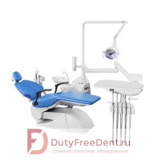 Azimut 400A Classic - стоматологическая установка с нижней подачей инструментов