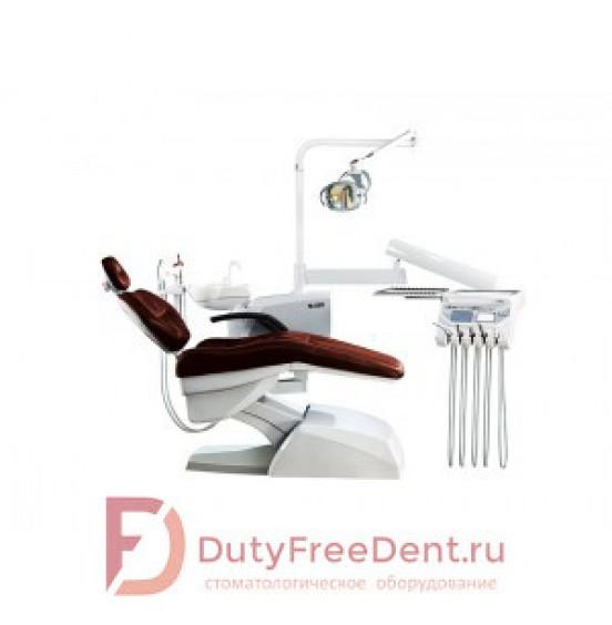 Azimut 500A - стоматологическая установка с нижней подачей инструментов