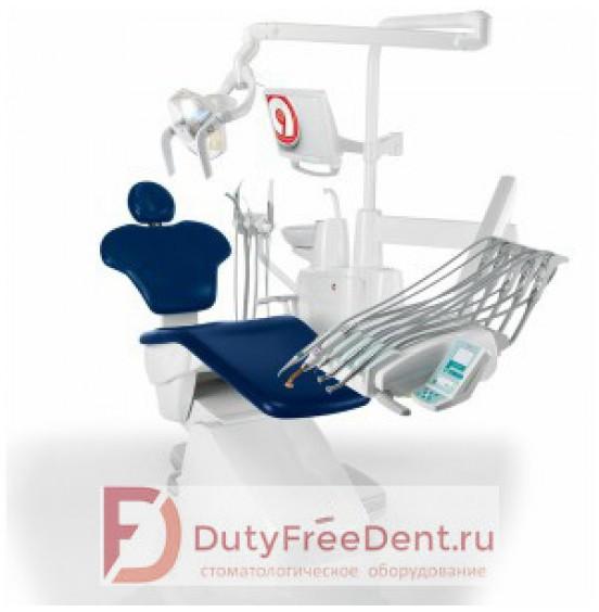 Anthos Classe A5 - стоматологическая установка с верхней подачей инструментов