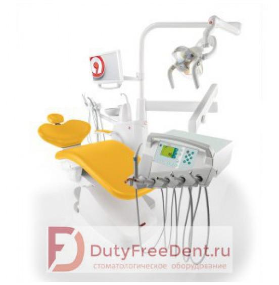 Anthos Classe A5 - стоматологическая установка с нижней подачей инструментов