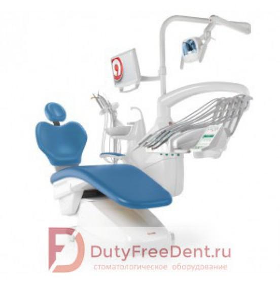 Anthos Classe A7 Plus - стоматологическая установка с верхней подачей инструментов