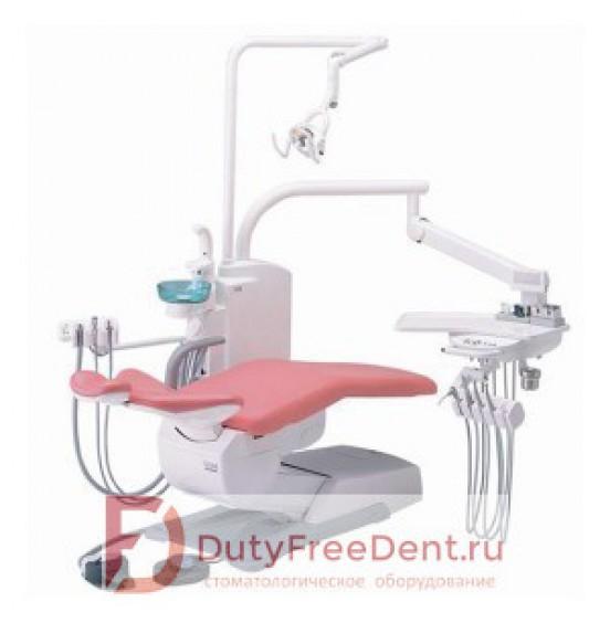 Clesta Continental Type - стоматологическая установка с верхней подачей инструментов