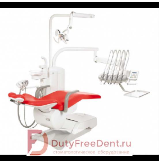 Clesta-II Holder Type A - стоматологическая установка с нижней подачей инструментов