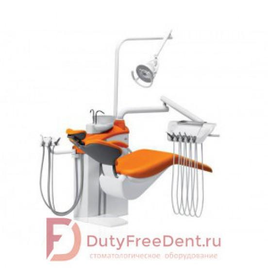 Diplomat Adept DA130 - стоматологическая установка с нижней подачей инструментов