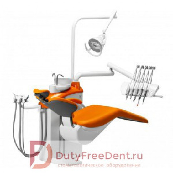 DA170 - стоматологическая установка с верхней подачей инструментов