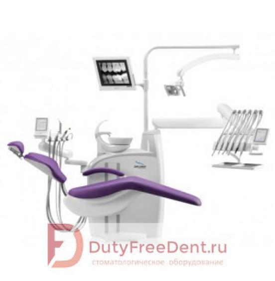 Diplomat Consul DC350 - стоматологическая установка с верхней подачей инструментов