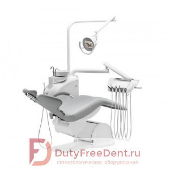 Diplomat Consul DC180 - стоматологическая установка навесного типа с нижней подачей инструментов