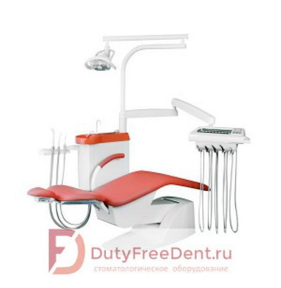 IMPULS S200 - стационарная стоматологическая установка с нижней подачей инструментов