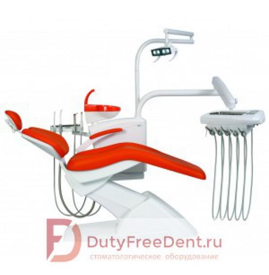 IMPULS S300 NEO - стационарная стоматологическая установка с нижней подачей инструментов