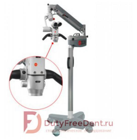 SOM 62 Ergo - операционный микроскоп, комплектация Ergo