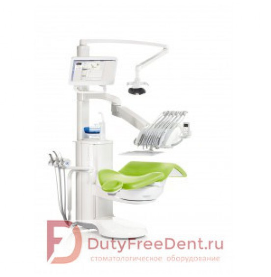 Planmeca Sovereign Classic - стоматологическая установка класса hi-end