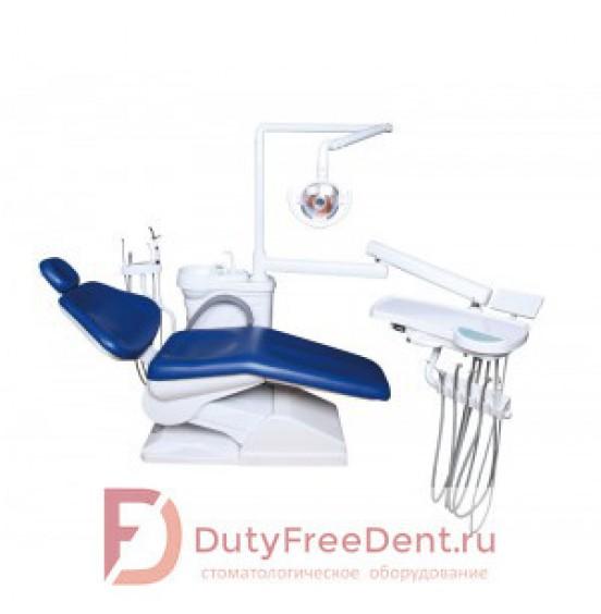 Pragmatic QL-2028 - стоматологическая установка с нижней/верхней подачей инструментов