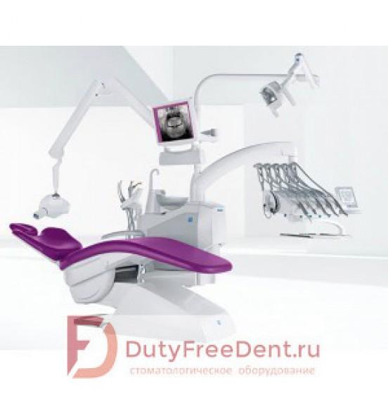 S300 Continental - стоматологическая установка с верхней подачей инструментов