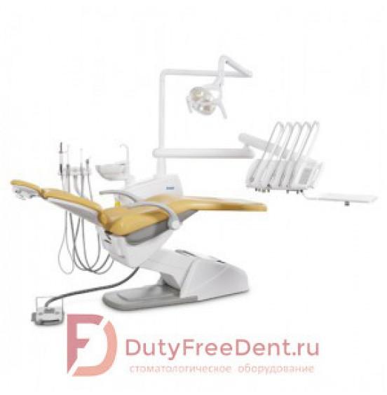 Siger U100 - стоматологическая установка с верхней подачей инструментов