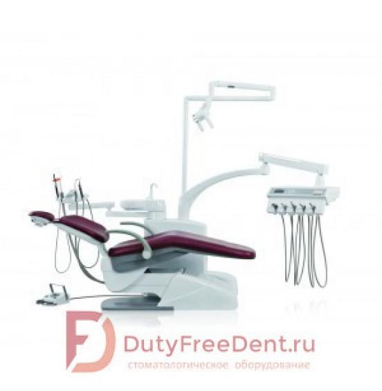 Siger S60 - стоматологическая установка с нижней подачей инструментов