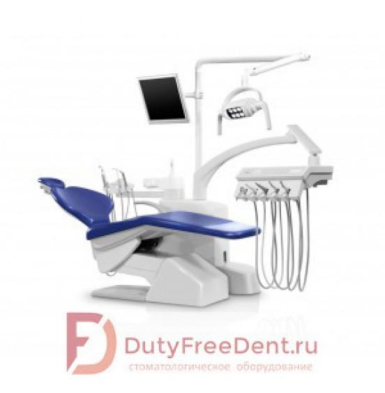 Siger S90 - стоматологическая установка с нижней подачей инструментов