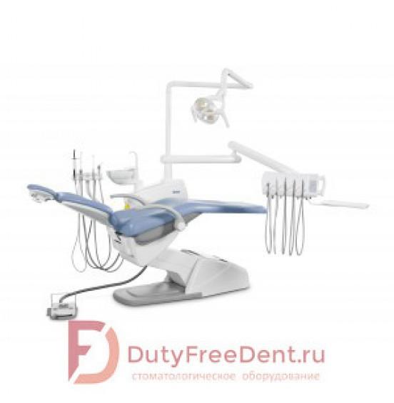 Siger U100 - стоматологическая установка с нижней подачей инструментов